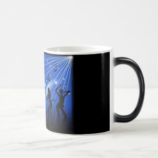 163724 PARTY TIME DANCING MUSIC FUN ENTERTAINMENT COFFEE MUG