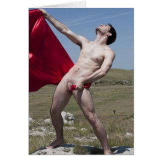 16373-RA Art Nude Card
