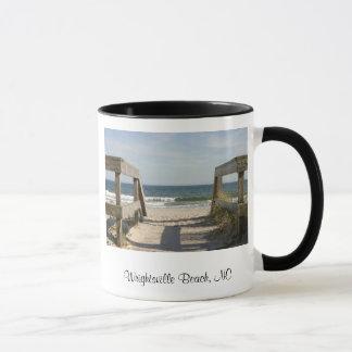163_6335, Wrightsville Beach, NC Mug