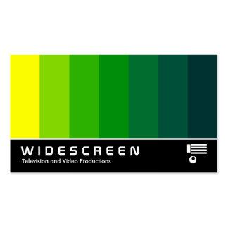 163 con pantalla grande - Mezcla del color - amari Tarjeta De Negocio