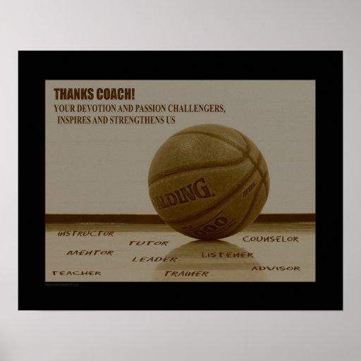 #163 (Matte) Basketball Poster