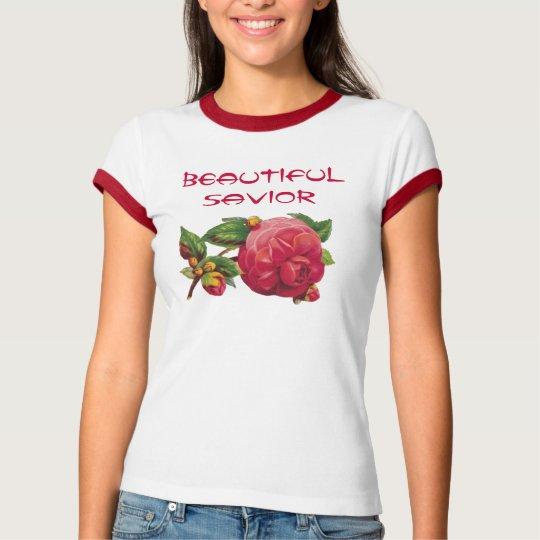 163 ros, Virtuous Apparel LLC, Beautiful Savior T-Shirt