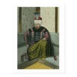 1642-93) sultanes IV de Mahomet (Mehmed) (1648-87, Postal