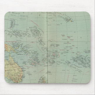 16465 Oceania policy Mouse Pad