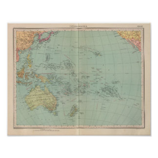 16465 Oceania policy Poster
