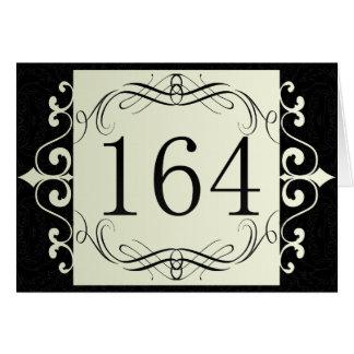 164 Area Code Cards