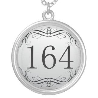 164 Area Code Jewelry