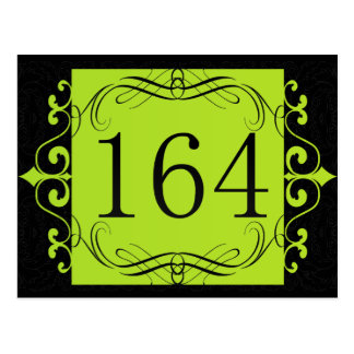 164 Area Code Post Cards