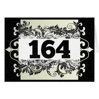164 GREETING CARD