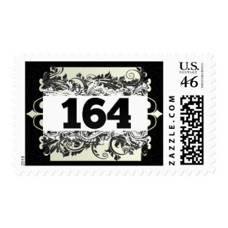 164 POSTAGE STAMPS