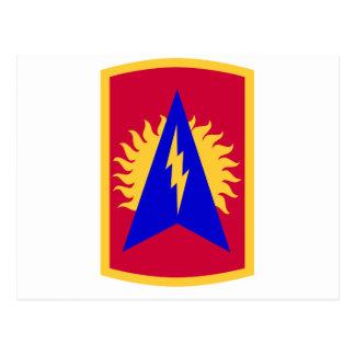 164a brigada de la artillería de la defensa aérea postales