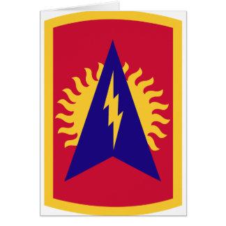 164th Air Defense Artillery Brigade Card