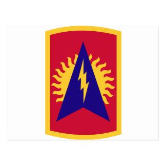 164th Air Defense Artillery Brigade Postcard