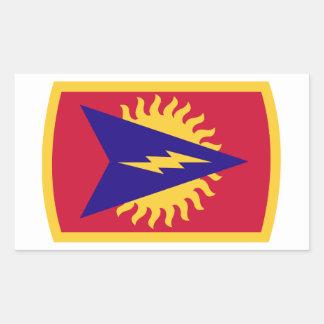 164th Air Defense Artillery Brigade Rectangular Sticker