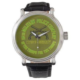 164th Military Police Company Wrist Watch