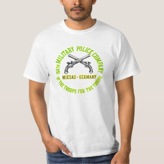 164th MP Company PT Shirt