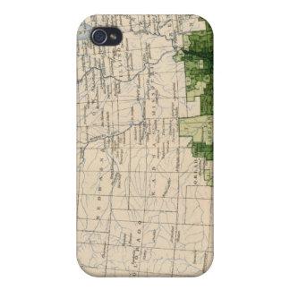 165 Cotton/sq mile iPhone 4/4S Case