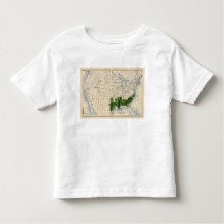 165 Cotton/sq mile Toddler T-shirt