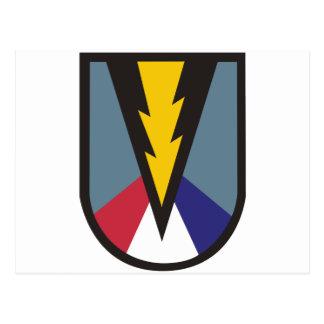 165th Infantry Brigade Postcard
