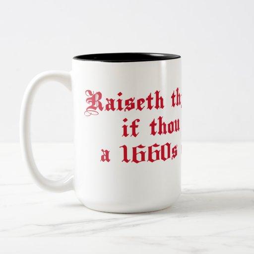 1660s Childe Mug