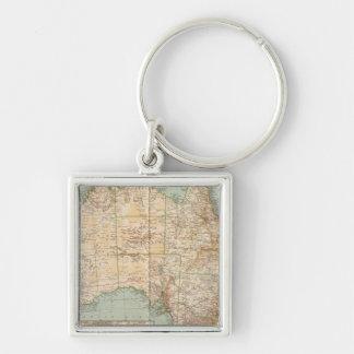 16667 Australia Keychain