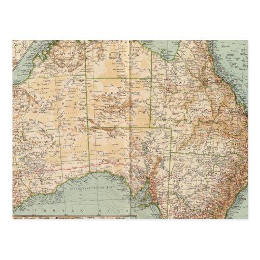 16667 Australia Post Card