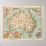 16667 Australia Póster