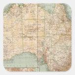 16667 Australia Square Sticker