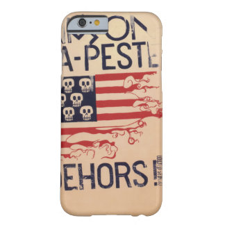 [1668] Nixon_Propaganda_poster Barely There iPhone 6 Case