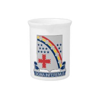 167th Infantry Regiment Drink Pitcher