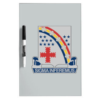 167th Infantry Regiment Dry-Erase Board