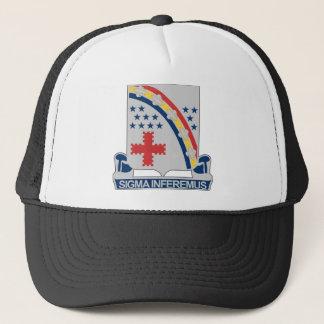 167th Infantry Regiment - SIGMA INFEREMUS Trucker Hat
