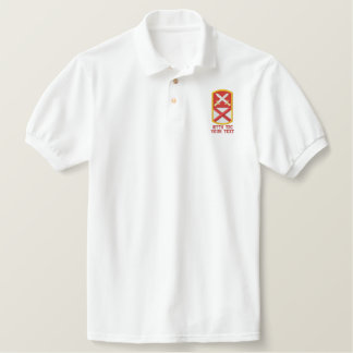 167th TSC Embroidered Polo Shirt