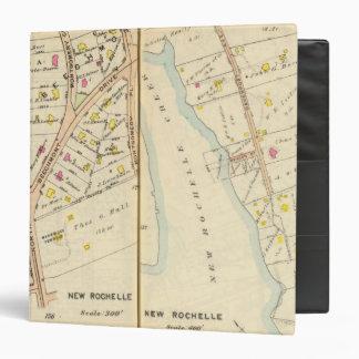 168169 New Rochelle 3 Ring Binder