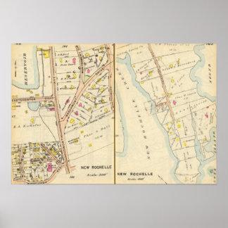 168169 New Rochelle Póster