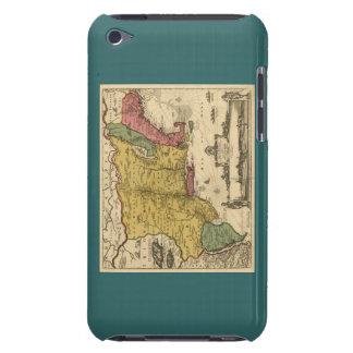 1685 mapa - nueva Bélgica el nuevo mundo Nueva I iPod Case-Mate Coberturas