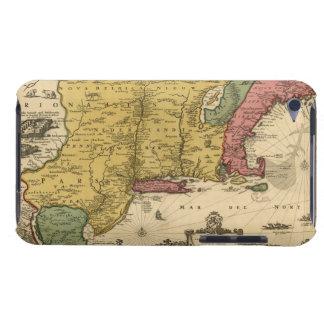 1685 mapa - nueva Bélgica el nuevo mundo Nueva I iPod Touch Case-Mate Cobertura