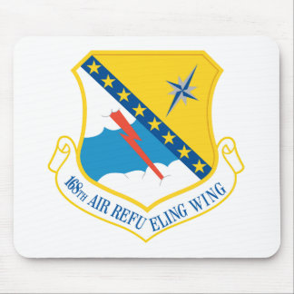168th Air Refueling Wing Mousepad