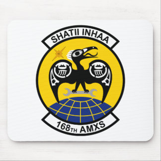 168th Aircraft Maintenance Squadron Mouse Pad