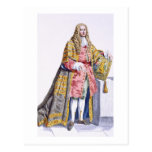 1690-1764) primeros señores Hardwick de Philip Yor Postales