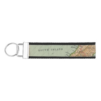 169 New Zealand, Hawaii, Tasmania Wrist Keychain