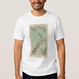 169 Nueva Zelanda, Hawaii, Tasmania Camisas