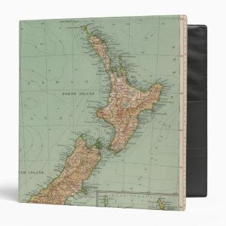 """169 Nueva Zelanda, Hawaii, Tasmania Carpeta 1 1/2"""""""