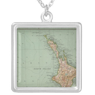 169 Nueva Zelanda, Hawaii, Tasmania Colgante Cuadrado