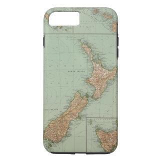 169 Nueva Zelanda, Hawaii, Tasmania Funda iPhone 7 Plus