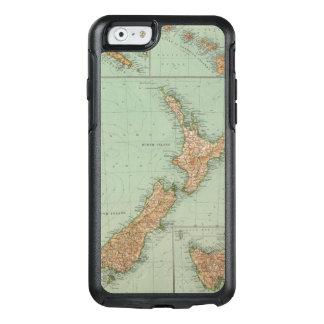 169 Nueva Zelanda, Hawaii, Tasmania Funda Otterbox Para iPhone 6/6s