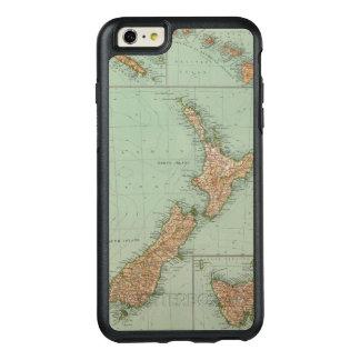 169 Nueva Zelanda, Hawaii, Tasmania Funda Otterbox Para iPhone 6/6s Plus