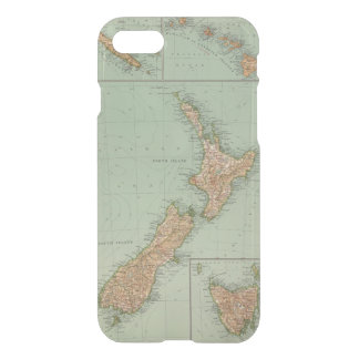 169 Nueva Zelanda, Hawaii, Tasmania Funda Para iPhone 7