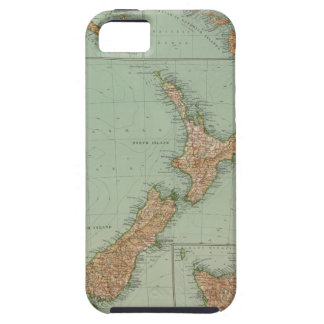 169 Nueva Zelanda, Hawaii, Tasmania Funda Para iPhone SE/5/5s