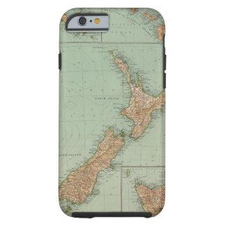 169 Nueva Zelanda, Hawaii, Tasmania Funda Resistente iPhone 6